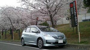Honda Jazz Hybrid 2013