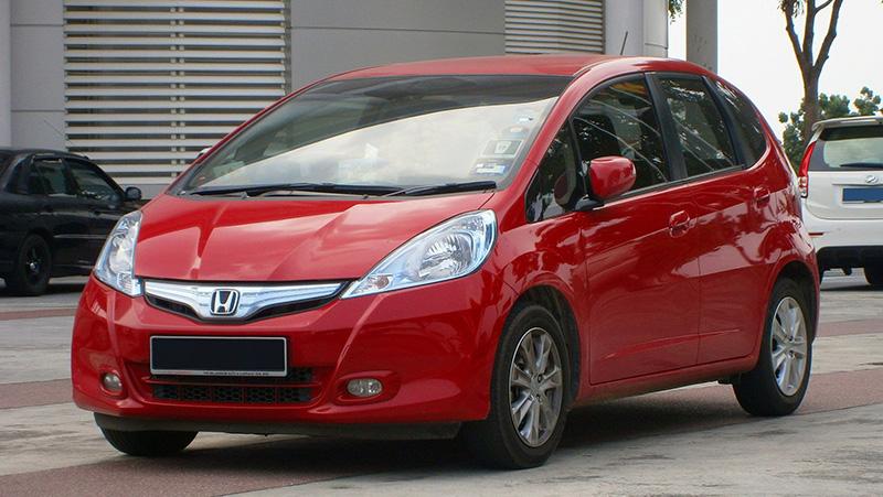 2012 Honda Jazz Hybrid